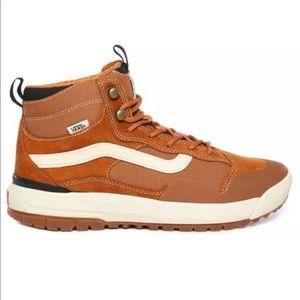 Vans UltraRange Exo Hi MTE Pumpkin Sneaker Boots